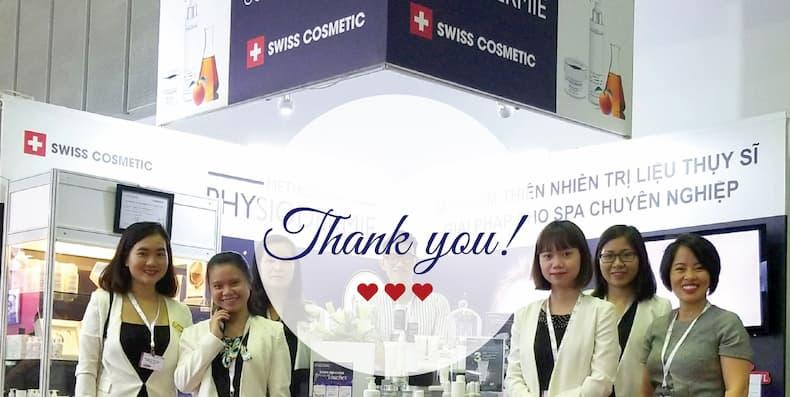 Cosmobeauté – Nơi gặp gỡ và chia sẻ cơ hội kinh doanh