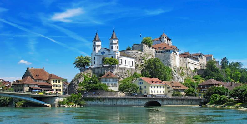 Thụy Sĩ – Đất nước xinh đẹp và hạnh phúc