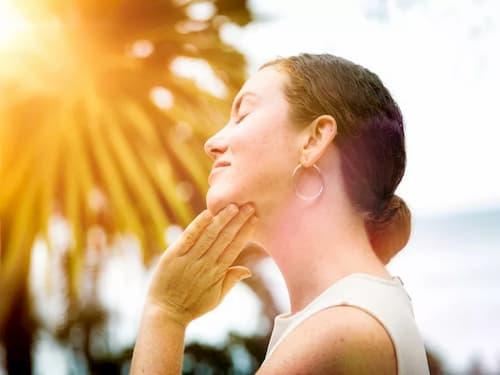 Tác hại của tia UV đối với làn da là cực kì nghiêm trọng