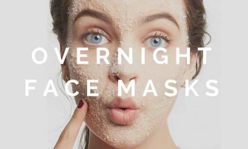 """Mặt nạ ngủ được xem là công cụ """"tối thượng"""" trong quy trình chăm sóc da ban đêm của chị em phụ nữ"""
