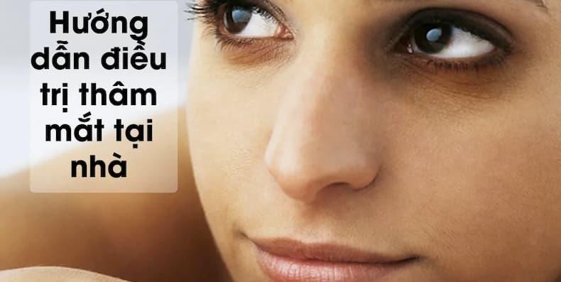 Điều trị thâm mắt tại nhà chưa bao giờ dễ đến thế – Xem ngay