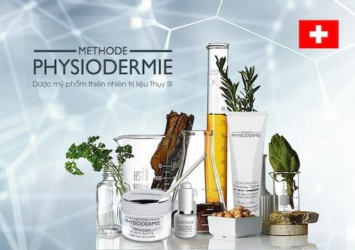 Dược mỹ phẩm thiên nhiên trị liệu Thụy Sĩ
