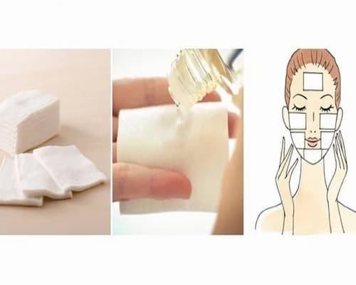 Cấp ẩm cho da bằng lotion mask
