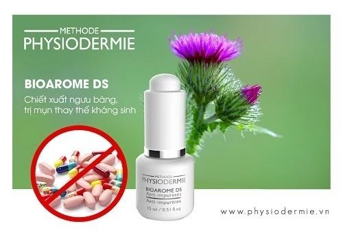 Bioarome DS - Serum thải độc tố, trị mụn thay thế kháng sinh