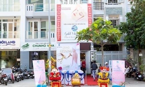 Gold Mouse Spa nằm tại số 184 Trần Lựu, An Phú, Quận 2