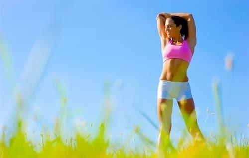 Tập thể dục là một trong số những phương pháp thải độc hiệu quả từ bên trong