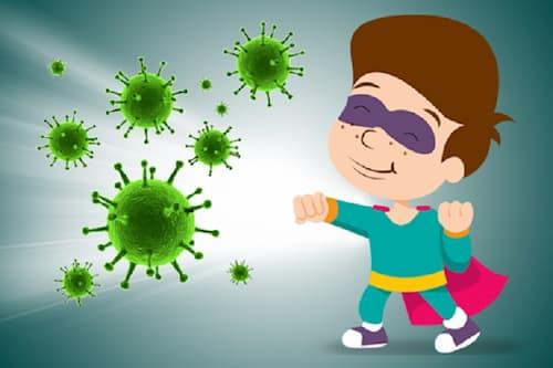 Hệ bạch huyết đóng vai trò như tuyến phòng thủ của cơ thể