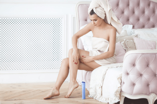 Nguyên nhân gây viêm lỗ chân lông trực tiếp là do vi khuẩn gây nên