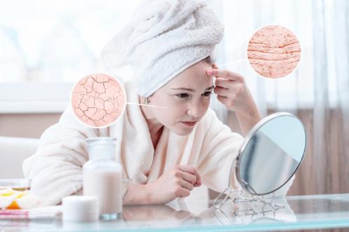Thải độc da mặt giúp loại bỏ độc tố
