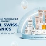 Ra mắt dòng Dược mỹ phẩm Organic tiêu chuẩn Châu Âu ECOCERT
