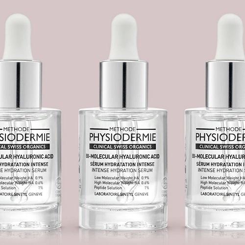 BI-MOLECULAR HYALURONIC ACID với tác dụng chính là cấp ẩm cho da: tối giản thành phần với HA nồng độ cao và thấp cùng Peptide 1%