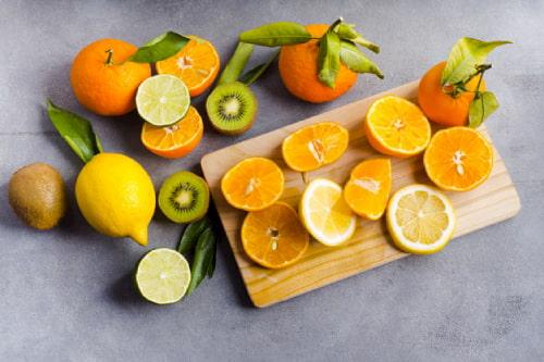 Trái cây có múi là 1 trong top 5 những thực phẩm tăng cường hệ miễn dịch cho cơ thể