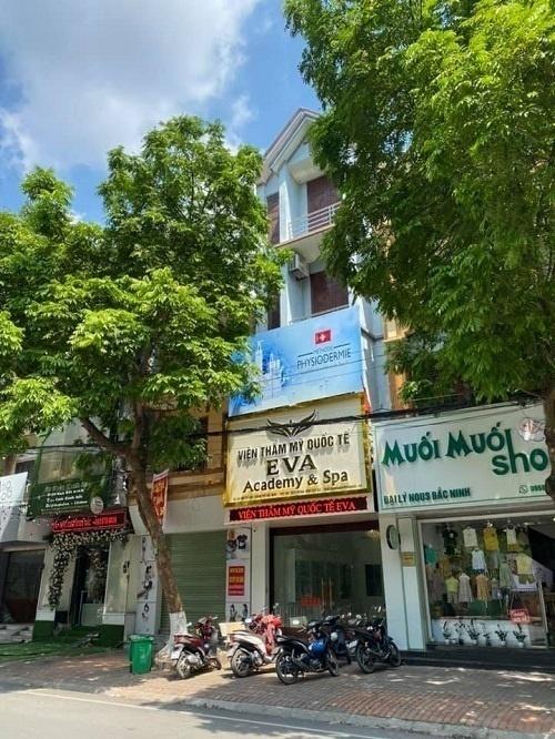 Viện thẩm mỹ quốc tế Eva Academy & Spa - 56 Nguyễn Cao - Ninh xá - Bắc Ninh.