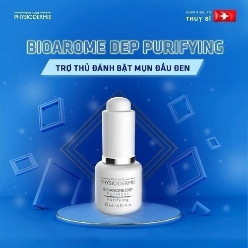 Bioarome DEP - Serum đặc trị mụn ở mũi