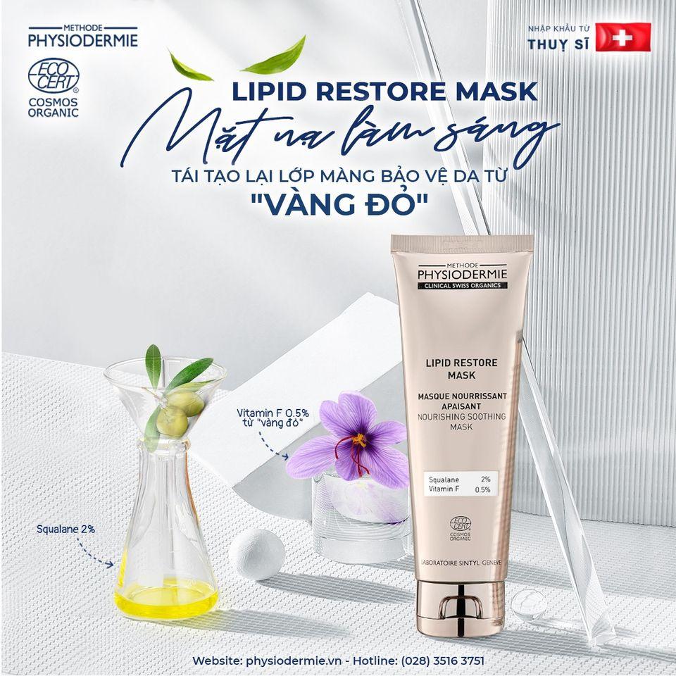 Lipid Restore Mask